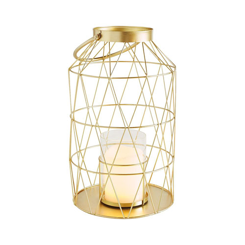modern-gold-metal-lantern