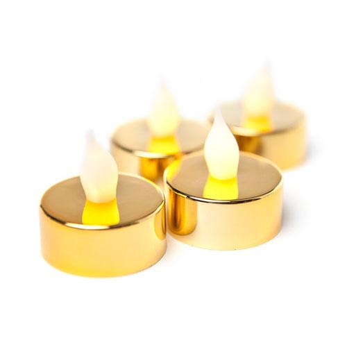 gold-flameless-tealight-candles